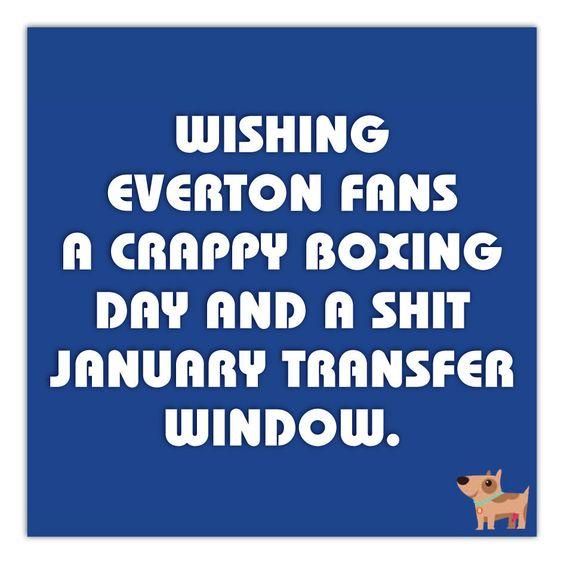Hate Everton this Christmas