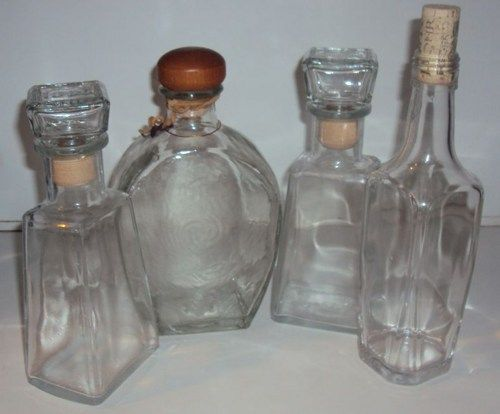 empty liquor bottles for crafting northshorecandles