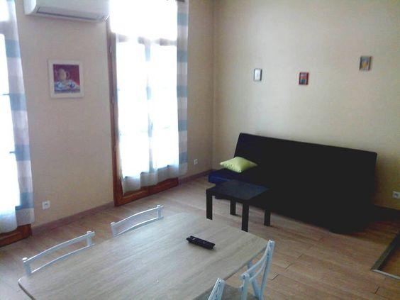 appartement #airbnb Rentmyhousefr Argeles sur Mer Pinterest