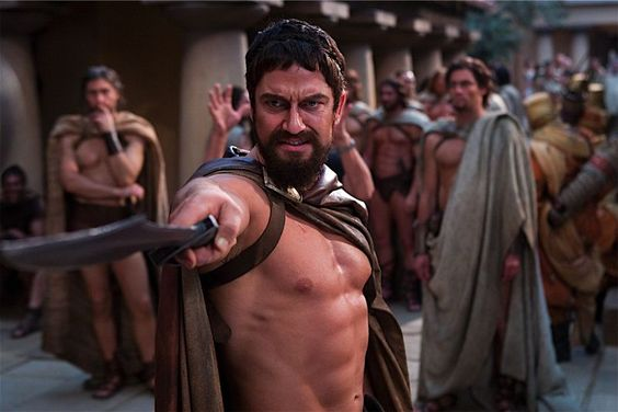 Ever wanted to try the 300 workout? This site has the workout, plus workouts for beginners who may not be up the Full Spartan Special yet. Good luck! :-)