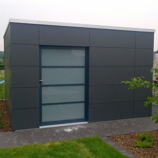 Wp Panama 006 Fassadenplatten Doppelturen Gartenhaus