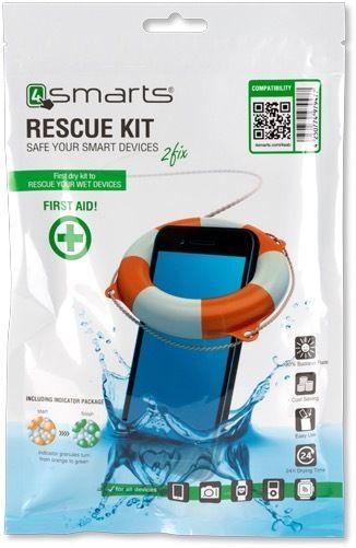 4smarts Smartphone Rescue Kit schnelle Hilfe bei Wasserschäden First Aid Kit