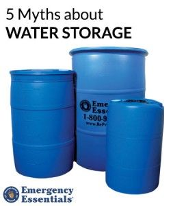 Survival Water Storage Containers - Listitdallas