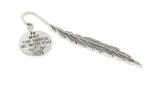 Zakladka Do Ksiazki Yoda Gwiezdne Wojny Star Wars 7468288523 Oficjalne Archiwum Allegro Silver Necklace Silver Bracelet Jewelry