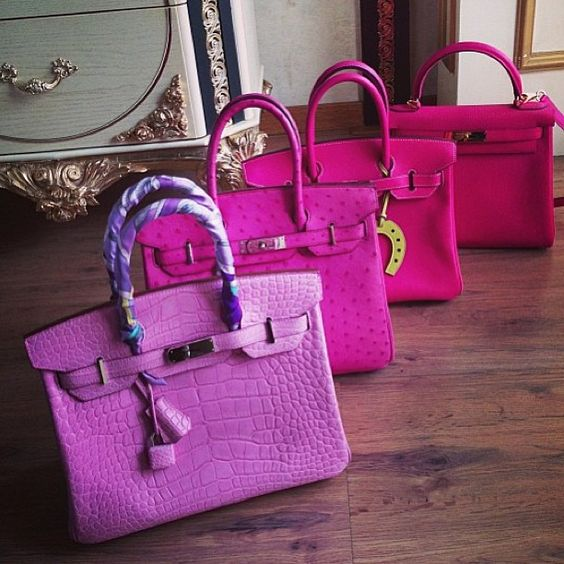 where can i sell my hermes bag - www.shemall.net wholesale and retail Hermes Birkin pink and purple ...