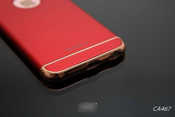 Rs 1399 (Cash on delivery) (Free Delivery) IPaky Plated 3 Peice Frosted Fusion Joint Case For IPhone  Available in Models: iPhone 6 6s & iPhone 6 Plus iPhone 6s plus  Available Colors: Black Golden Rose Gold Silver Grey Red  HOW TO PLACE ORDER: - Whatsapp us : 03064744465 - Inbox us on Facebook - On Website(OrderNation): http://ift.tt/2cIF4O8 - http://ift.tt/1MNMhRR