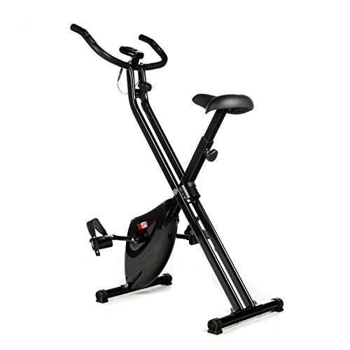 Xs Sports B210 Folding Magnetic Exercise Bike Indoor Fitness