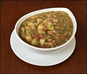 Sopa de Feijão 1