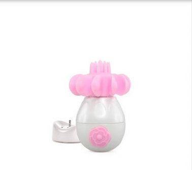 Estimulador clitoriano multifunções e multivelocidades. Pode ser utilizado para estimular várias regiões, como clitóris, mamilos, ânus, pênis e escroto. Totalmente prova d'água, o que facilita sua higienização, e é recarregável via cabo USB (incluso).
