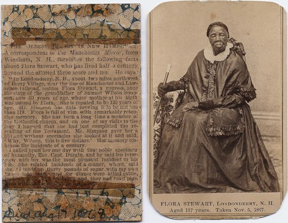 "1867  |  ""Flora is full of vim, with remarkably retentive memory.""  