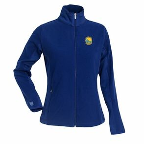 Antigua Sleet Full-Zip Polar Fleece Jacket - Royal Blue | For Her ...