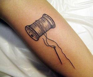 button tattoo needle - Google Search