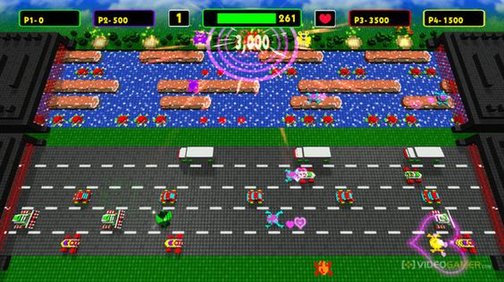 Konami's hit classic 'Frogger' is back from the marsh for 30th anniversary #examinercom