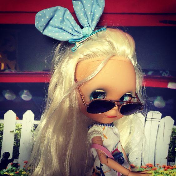 OOAK Custom Blythe Doll by Catich