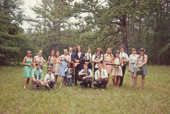 Alabama Farm Wedding: Kelly + Colton