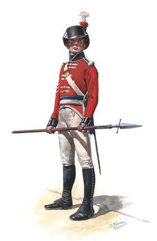 British Royal Marine, early 19th century, By Don Troiani