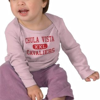 Chula Vista Junior High School T-shirt