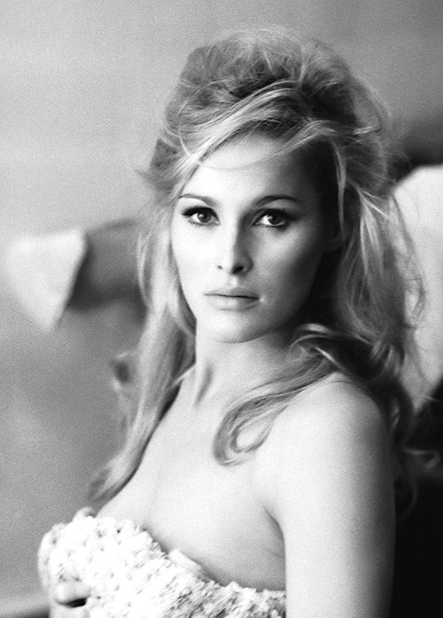 Ursula Andress, 1965 by Terry O'Neill