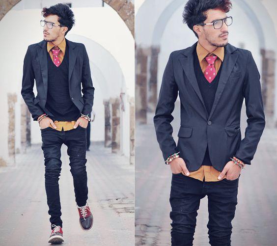 vintage roupas masculina - Pesquisa Google