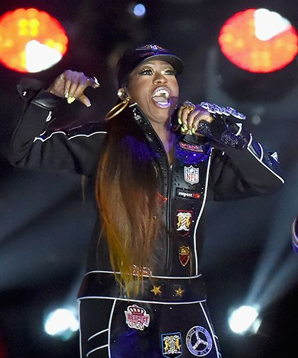 Missy Elliott Is Prime For A Comeback After Her Super Bowl Surprise #refinery29 - Totally agree!!! I've always been a fan of Missy Elliott!!! Please have a comeback!!!
