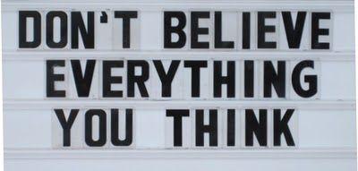 don't believe.
