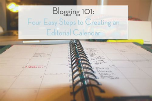 Seersucker Sass Blogging 101 How I Create an Editorial Calendar