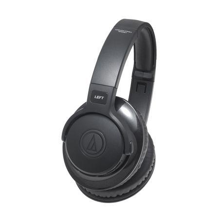 Audio Technica Closed Back Headphones Black Over Ear Headphones Headphones