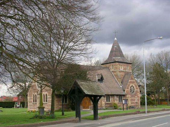 Irlam, Manchester, St. John's Church