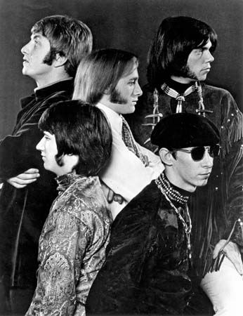 Buffalo Springfield (1997 Inductees) - The Rock and Roll Hall of Fame Inductees…