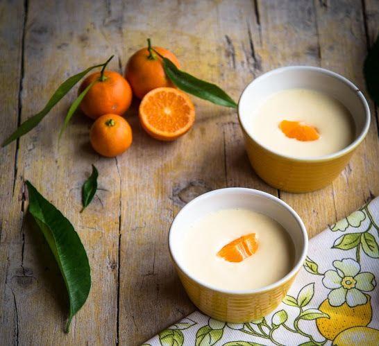 Mousse de clementinas | SAPO Lifestyle