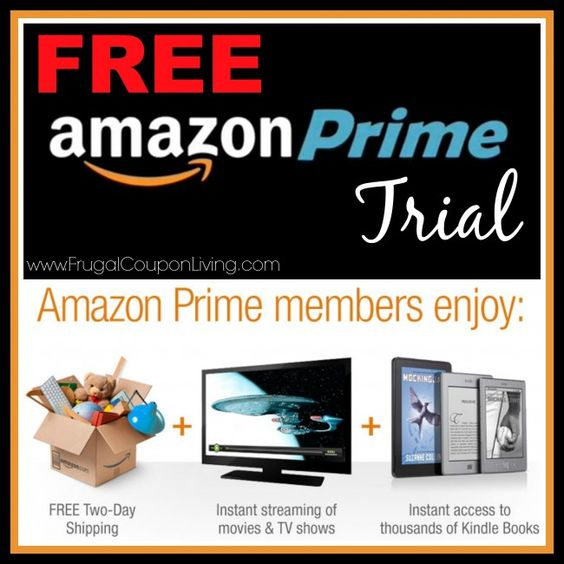 FREE Trial of Amazon Prime = FREE Shipping, Video Streaming and More