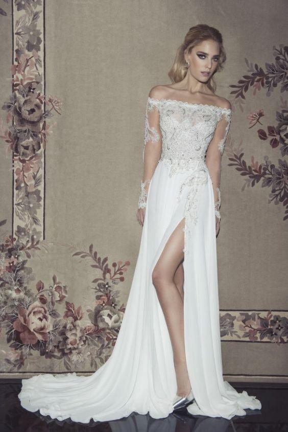 Blog OMG - I'm Engaged! - Vestidos de Noiva Dany Mizrachi 2015.: