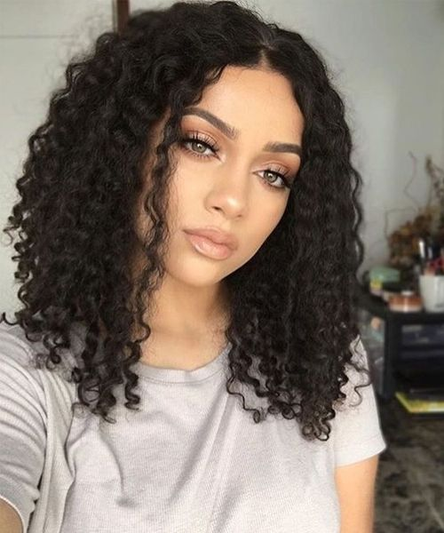 Superb Medium Curly Hairstyles 2019 You Must Wear Nowadays