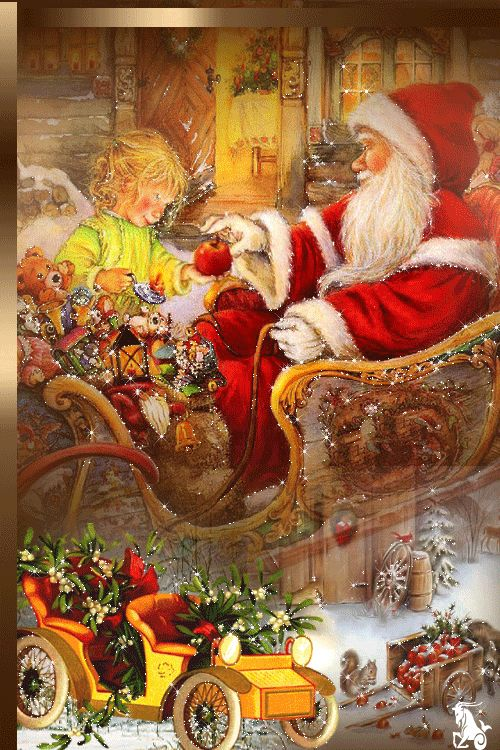 Feliz Navidad _ ~ A collection of CLICK ON THE PICTURE (gif) AN WATCH IT COME TO…