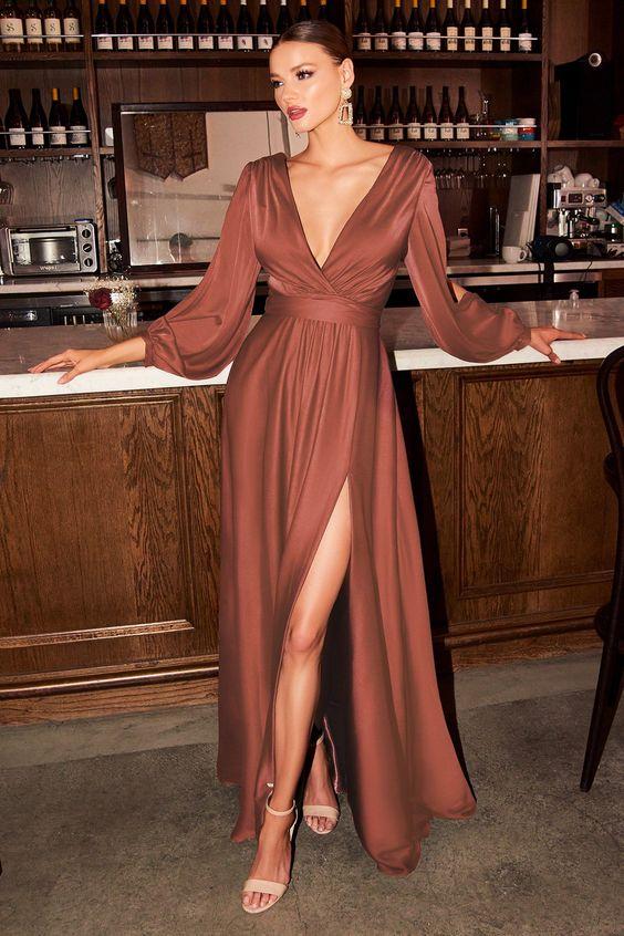 modelos de vestido de formatura divino