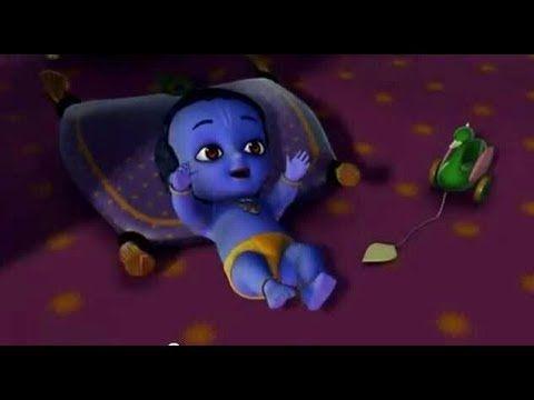 Little Krishna Cartoon Network Title Song Special Happy Janmashtami 2017 Youtube Little Krishna Baby Krishna Cartoons Krishna