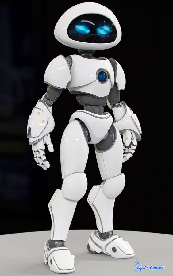 3D Robot Models / 3d Models