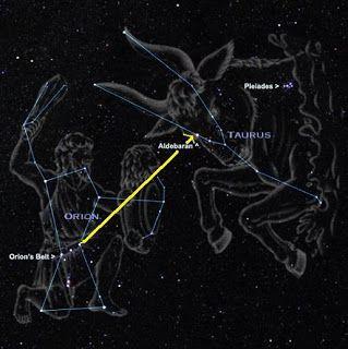 Como encontrar la constelacion de Tauro   Astronomia