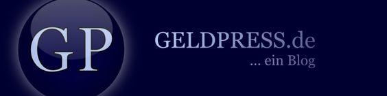 Geldpress - mein Blog übers Bloggen, über Geld verdienen und sparen im Internet, Cashbackanbieter, SEO (Suchmaschinenoptimierung), und Social Media (und alles was sonst noch los ist im WWW) http://geldpress.de