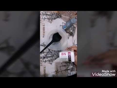 أسهل واحدث طريقة لعمل هايلايت الشعر بمكون رهيب واستغني عن بودرة سحب اللون الديكاباج Youtube Make It Yourself Artist Songs