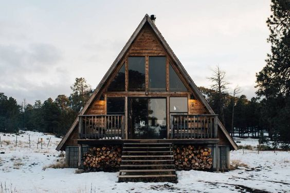 The Best Airbnb Fall and Winter Cabin Rentals in the U.S. in 2017 - Verily
