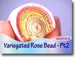#beads #tutorial #flower #cane