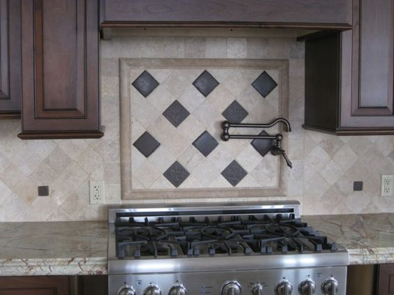 Kitchen Backsplash Photo Gallery Aa Prestige Stone Inc