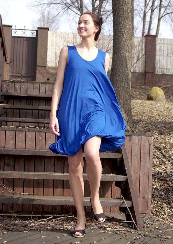 Sleveeless dress mini dress coctail dress office dress by evarica, $59.00