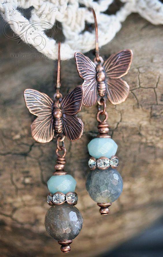 Garden Whimsy Earrings