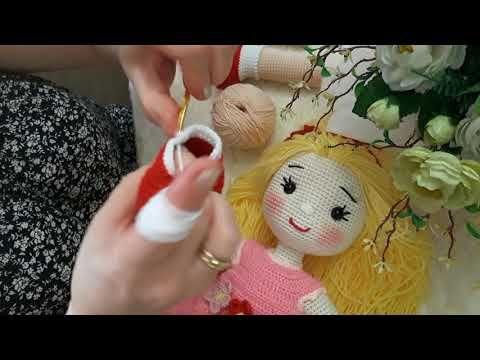 Amigurumi Bebek Yapımı - Mimuu.com | 360x480