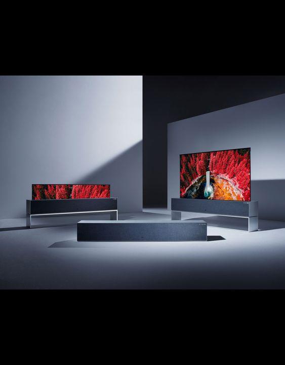 LG OLED TV R テレビ