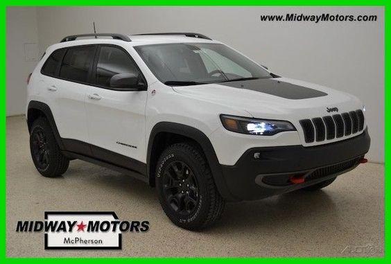 Ebay 2019 Jeep Cherokee Trailhawk 2019 Trailhawk New Turbo 2l I4 16v Automatic 4wd Suv Jeep Cherokee Jeep Cherokee Trailhawk Jeep