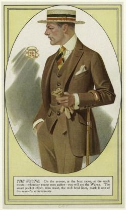 men fashion 1910 - Buscar con Google