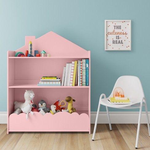 Kids Cloud Bookcase Pillowfort Target Kids Furniture Design Pink Kids Bedrooms Kids Bedroom Designs